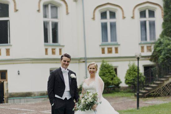 Malin i Espen - norweskie wesele - zdjęcie 8