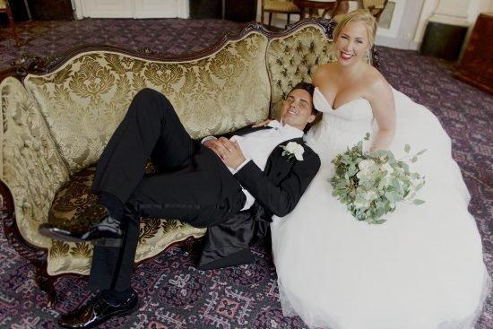 Malin i Espen - norweskie wesele - zdjęcie 7