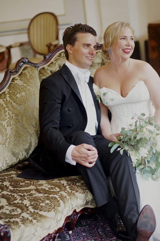 Malin i Espen - norweskie wesele - zdjęcie 6