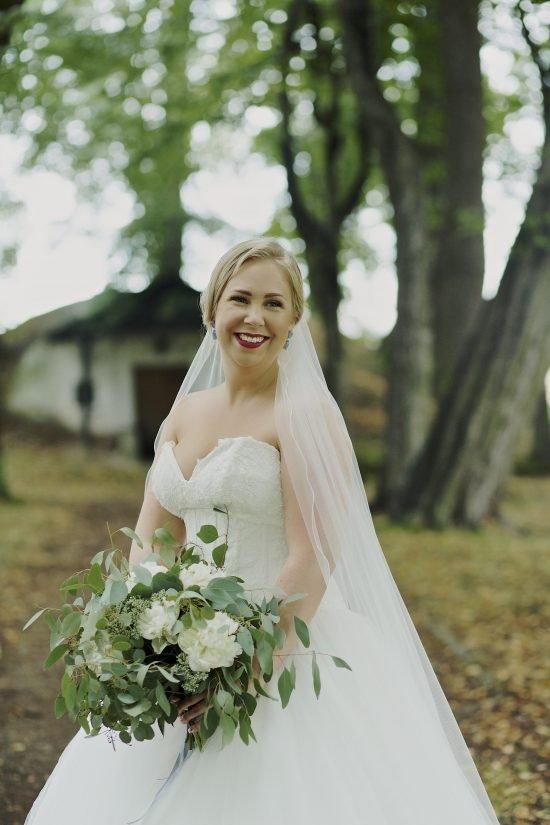 Malin i Espen - norweskie wesele - zdjęcie 17