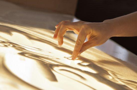Malowanie piaskiem - zdjęcie 1