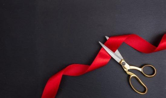 niezbędnik Panny Młodej w dniu ślubu - nożyce