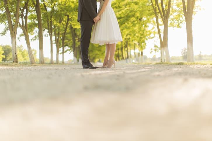 młoda para koszt wesela
