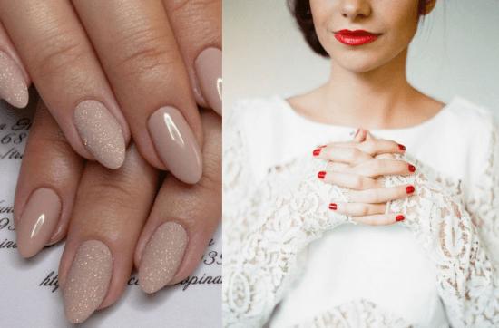 manicure ślubny - okładka