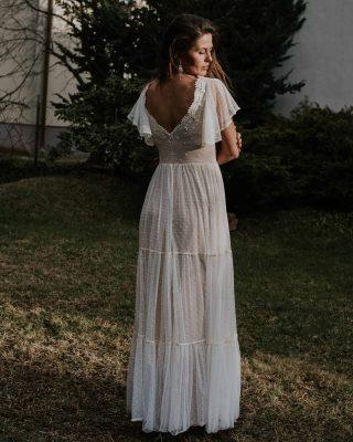 marta trojanowska - suknie boho - zdjęcie 9
