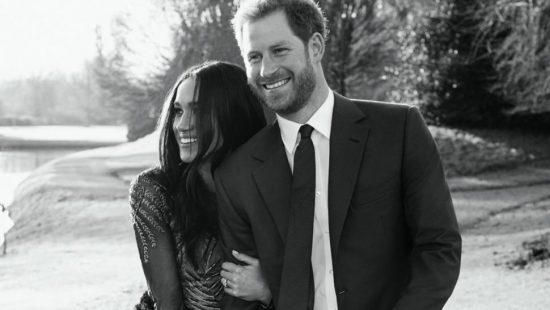 Meghan Markle i Książe Harry - zdjęcie 1