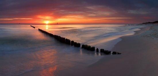 Miesiąc miodowy nad polskim morzem - inspiracje!