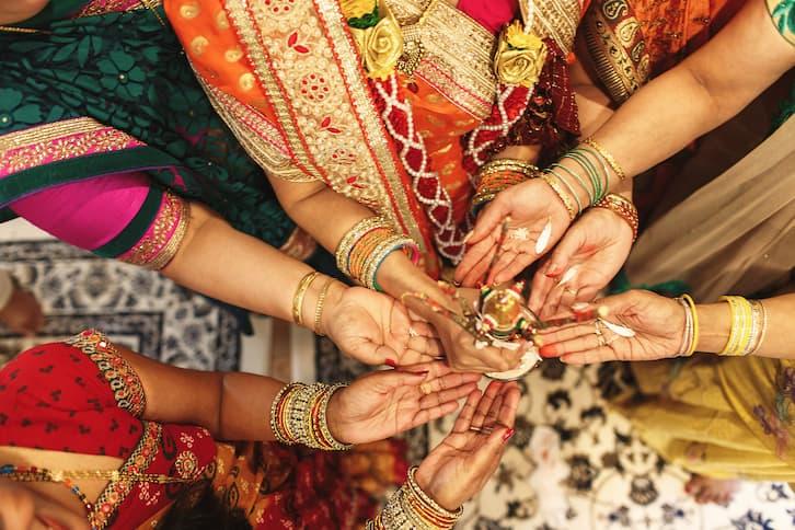 pomysł na wesele bollywood
