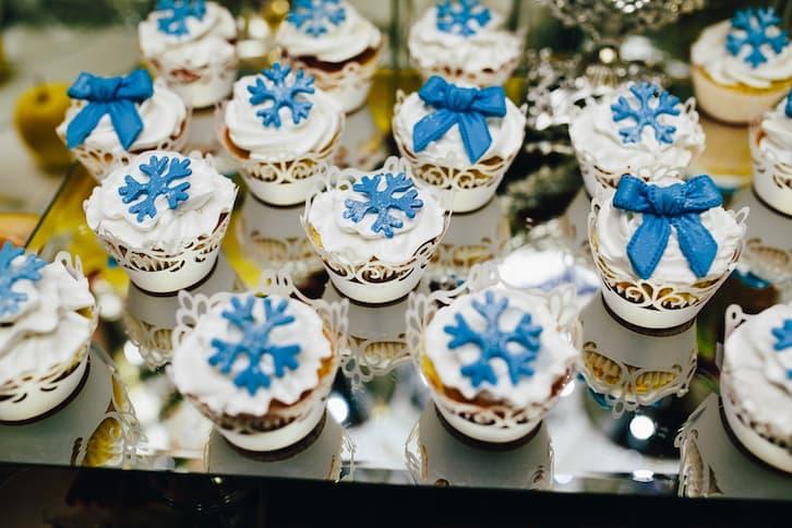 motyw przewodni wesela ślub zimowy