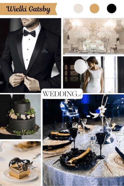 motyw przewodni wesela wielki Gatsby