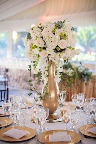 Jak wybrać kwiaty do stylu weselnego