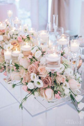 Style wesela - kwiaty
