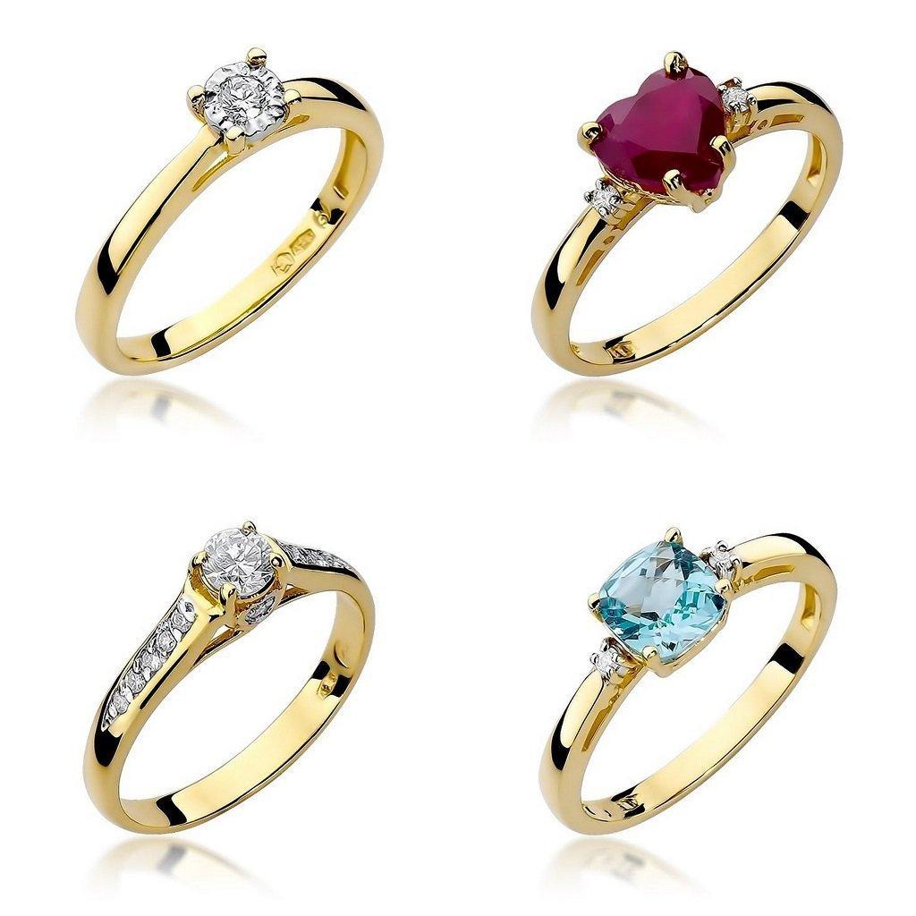 na którym palcu nosi się pierścionek zaręczynowy