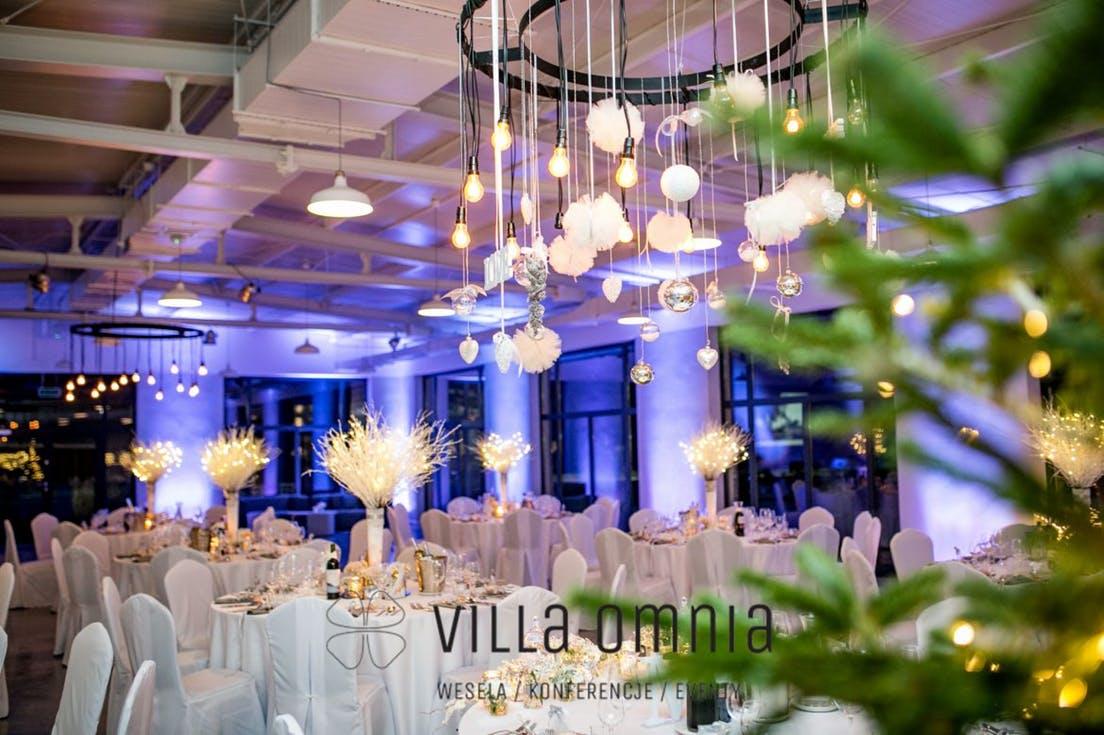 Villa Omnia wesele