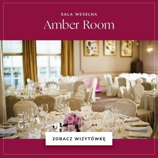 sale weselne w województwie mazowieckim - Amber Room