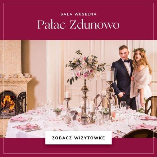 sale weselne w województwie mazowieckim - Pałac Zdunowo