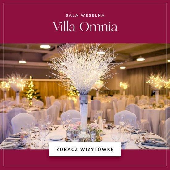 sale weselne w województwie mazowieckim - Villa Omnia