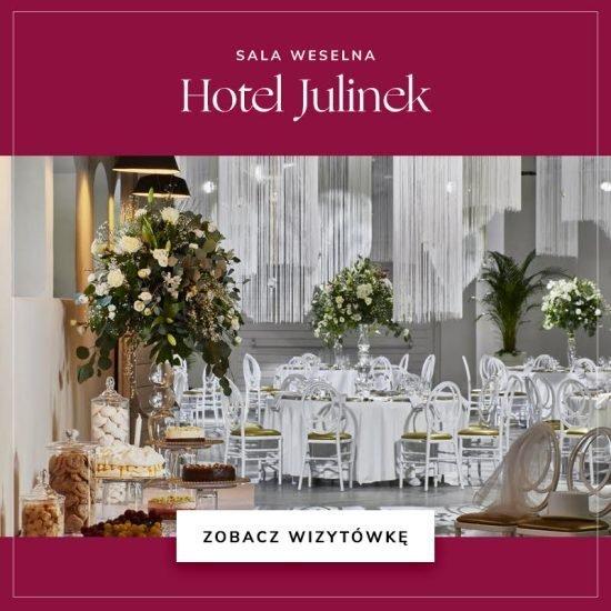 sale weselne w województwie mazowieckim - Hotel Julinek