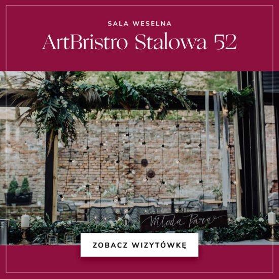 sale weselne w województwie mazowieckim - Artbistro Stalowa 52