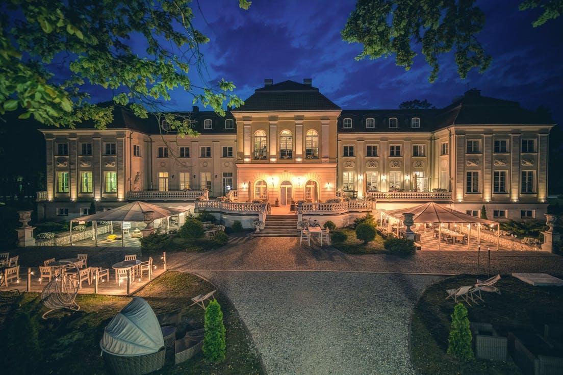 Hotel Pałac Alexandrinum**** wesele