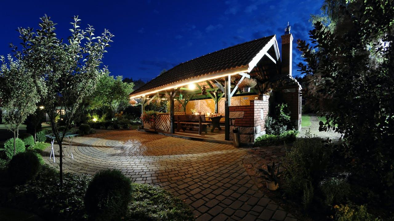 Szumi Las Events & Apartments sala weselna