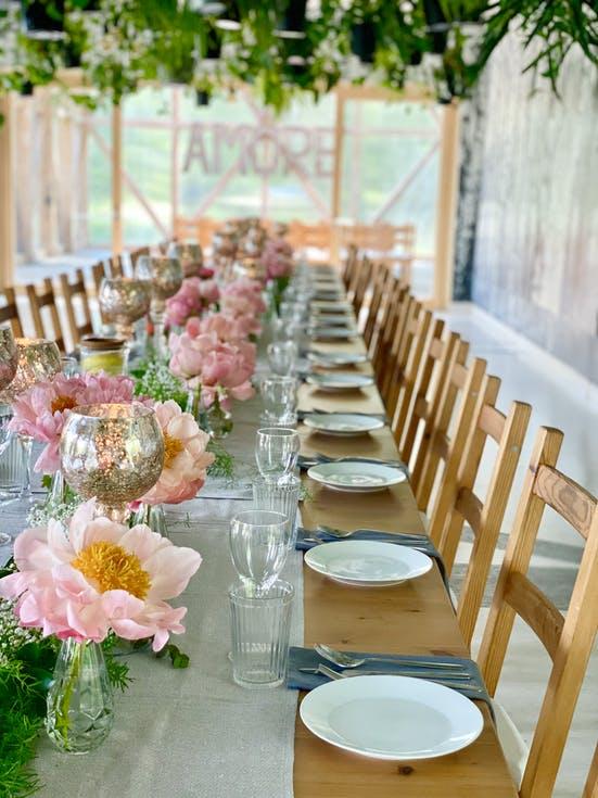 Dekoracje ślubne Flamingo Flowers
