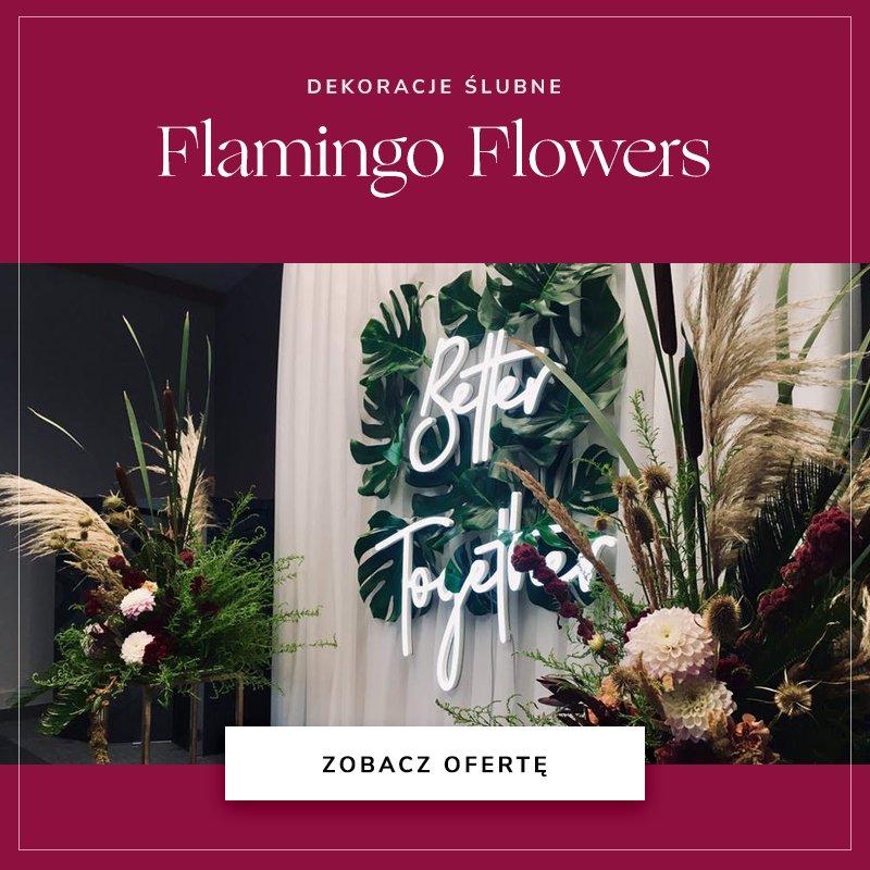 Flamingo Flowers