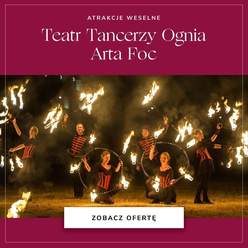 Teatr Tancerzy Ognia Arta Foc