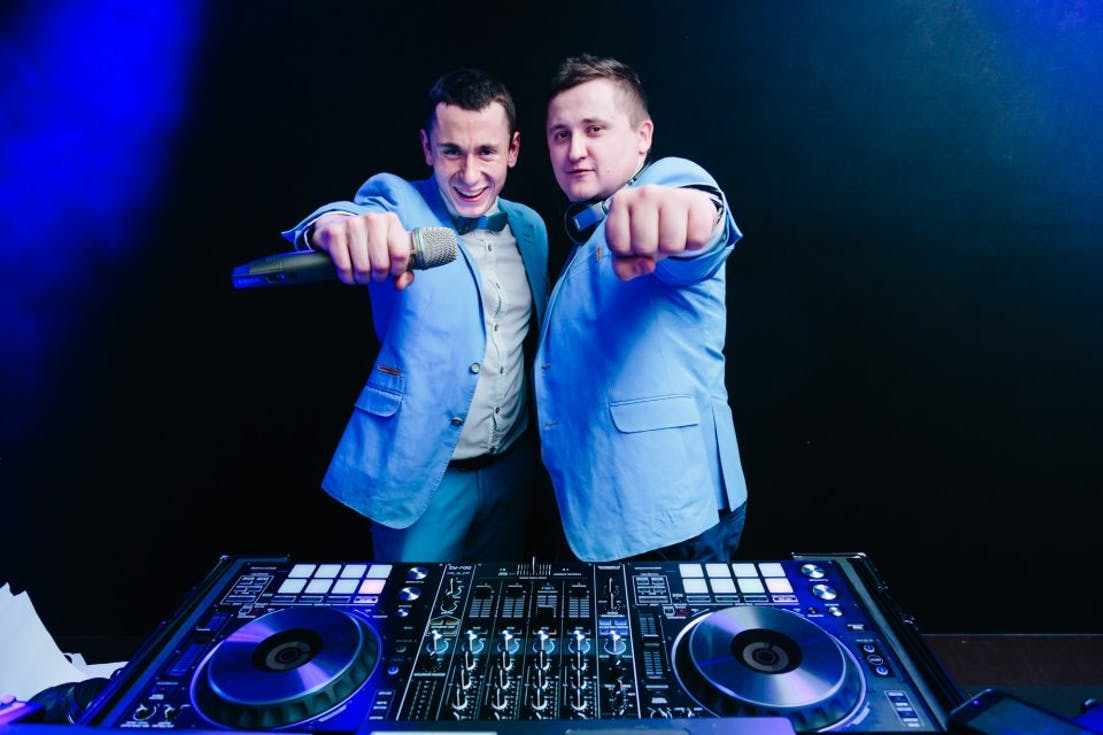 Dj i wodzirej Helion Music Group