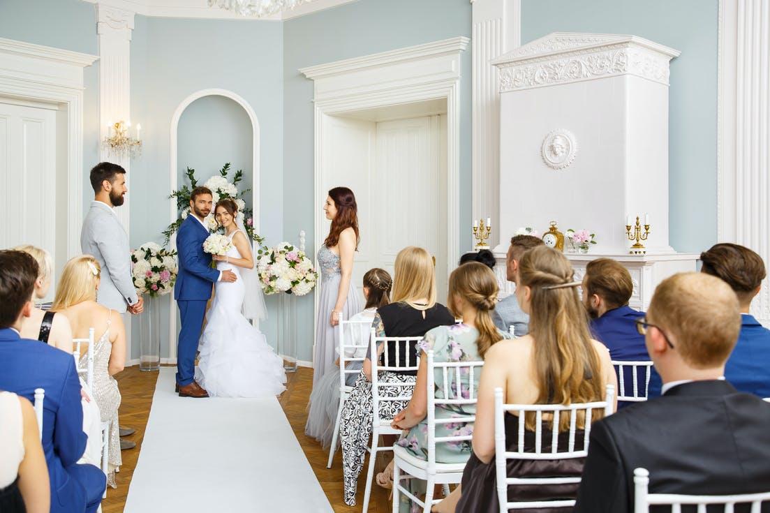 Ślub Pałac Manowce