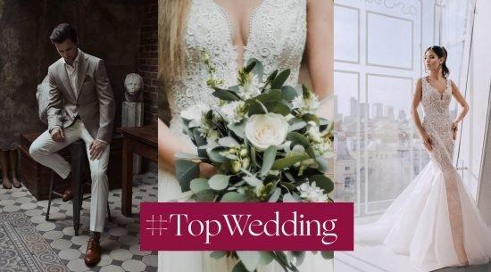 Ranking Top Wedding luty 2020