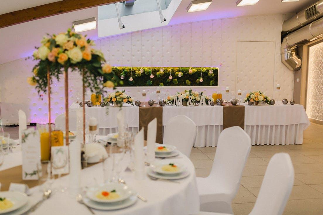 Sala weselna Kryształowe Wzgórze