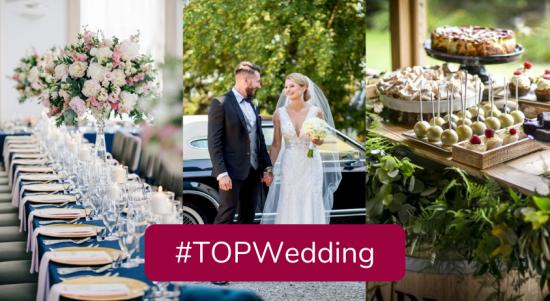 top wedding kwiecień 2021