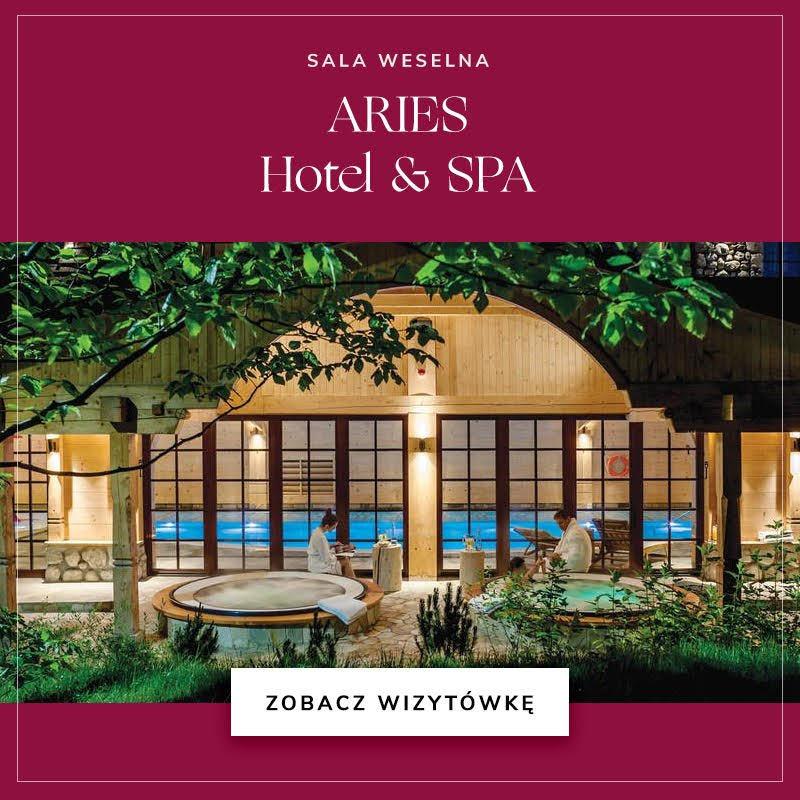 ARIES Hotel & SPA Zakopane / Wedding.pl