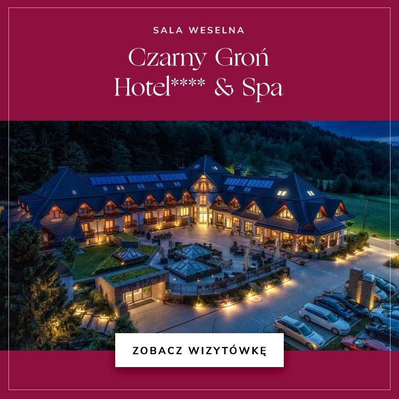 Hotel & Spa Czarny Groń Wedding.pl