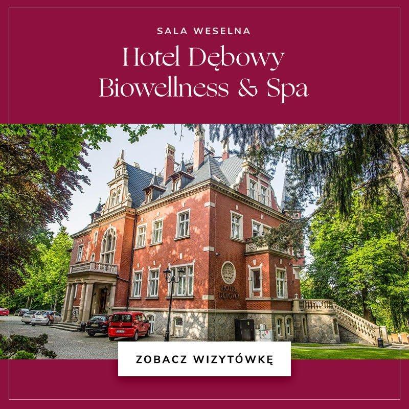 Hotel Dębowy Biowellness&Spa Wedding.pl