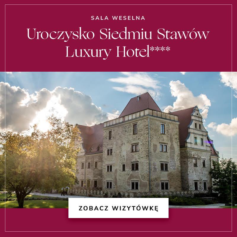 Uroczysko Siedmiu Stawów Luxury Hotel Wedding.pl