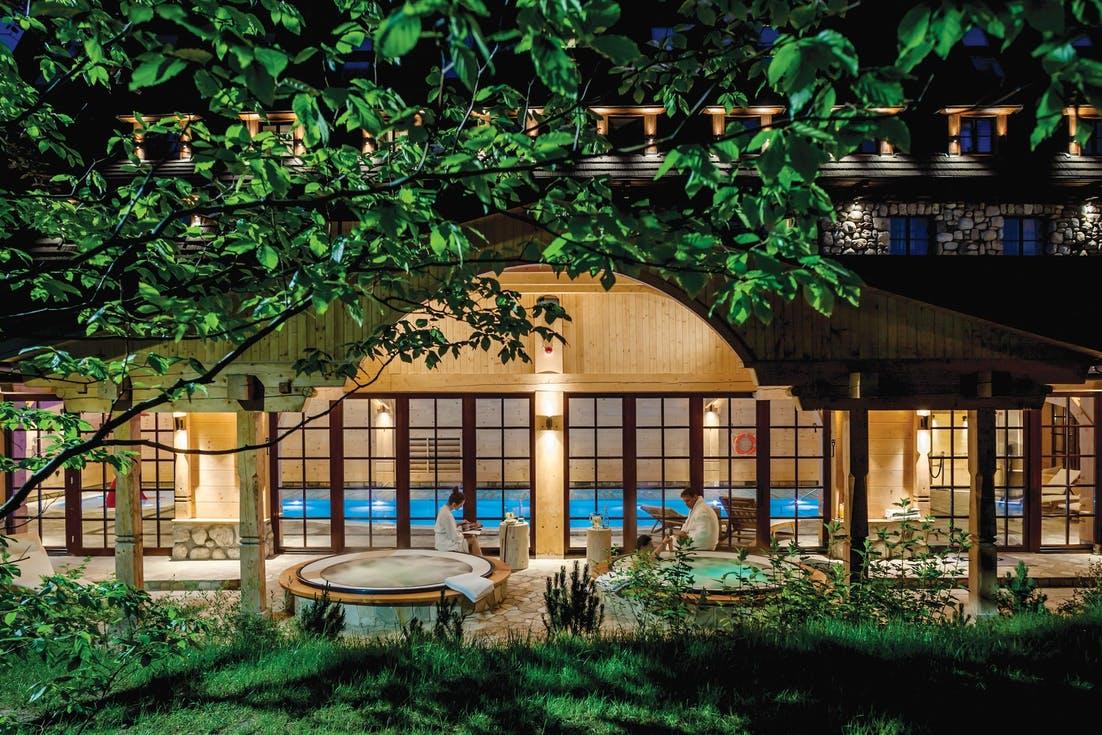 Najlepsze hotele spa w Polsce idealne na podróż poślubną
