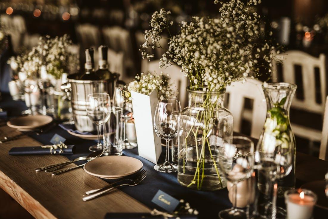 Sala weselna Forest Wedding | Kocierz Hotel&SPA