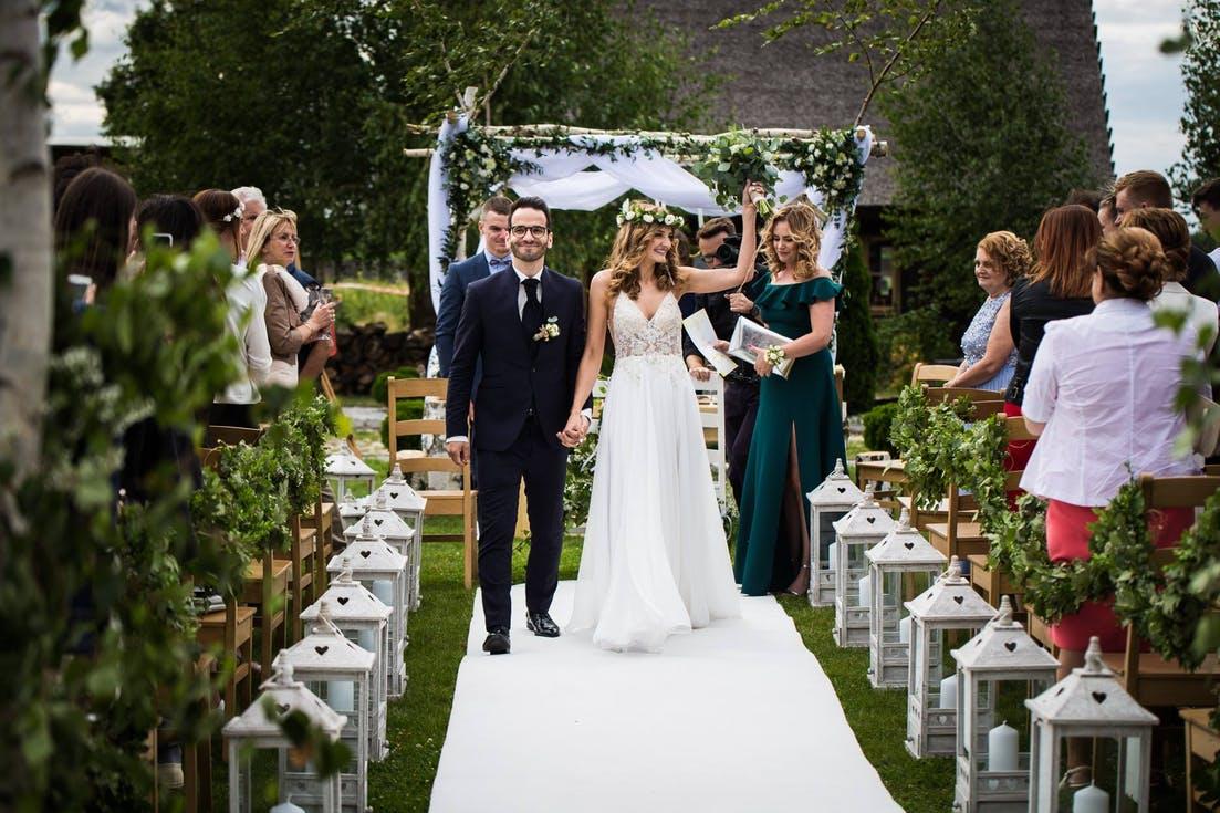 Ślub Skansen Bicz
