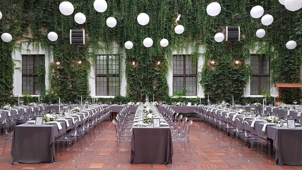 Zamek Joannitów wesele