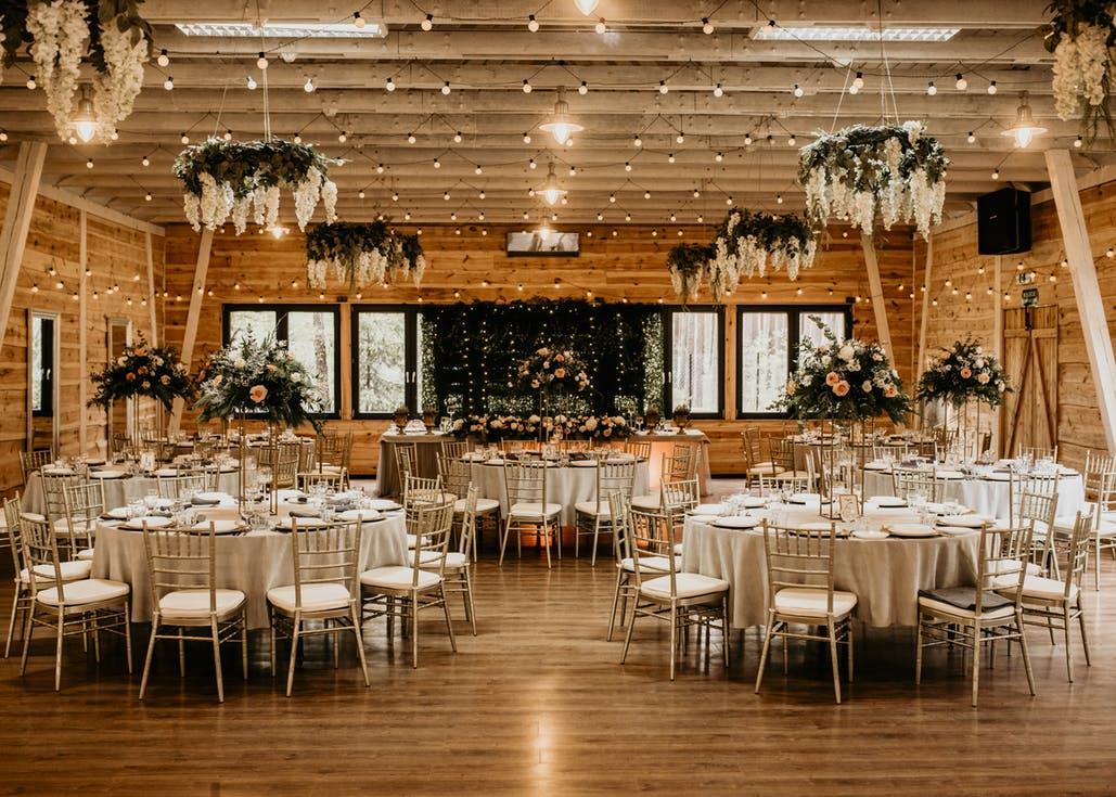 Sala weselna Rezydencja Leśna Chata