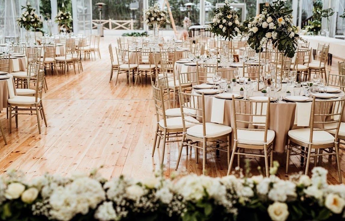 Rezydencja Leśna Chata wesele