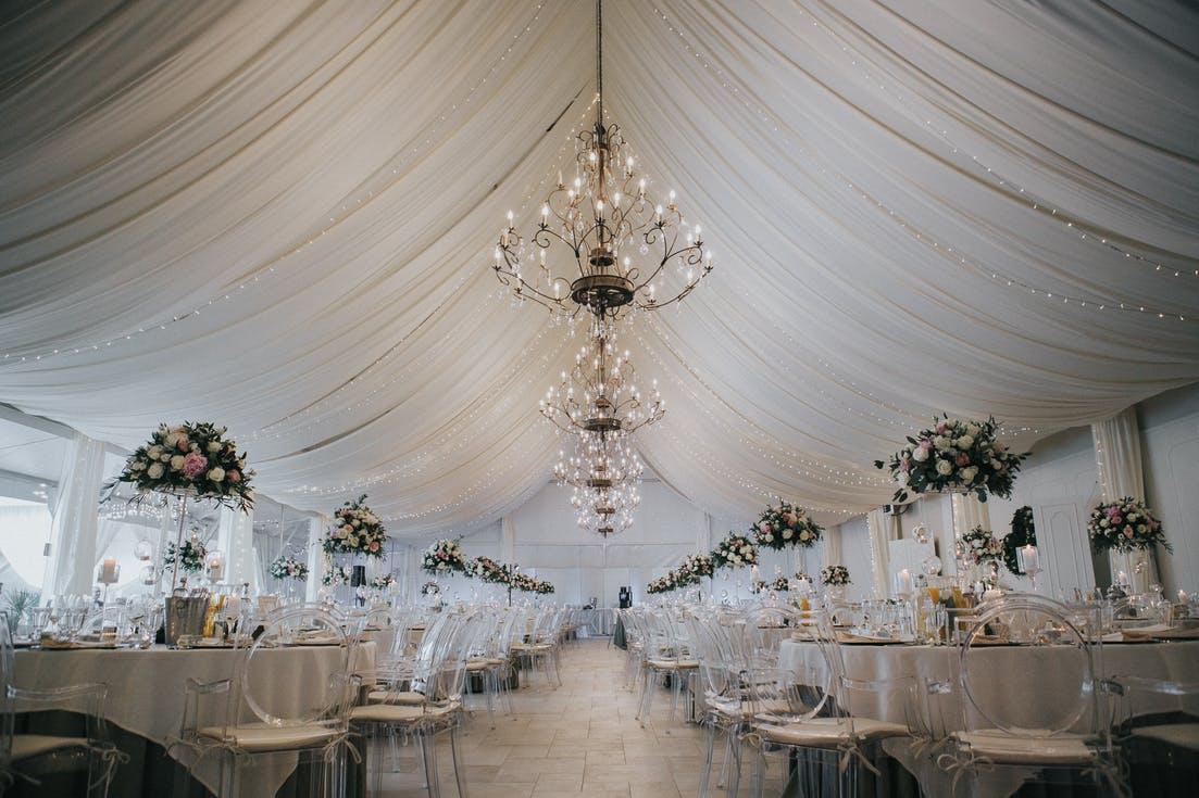 Sala weselna Rezydencja Miętowe Wzgórza