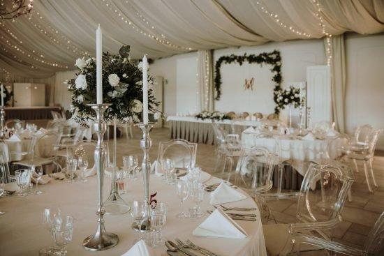 najlepsze miejsca na wesele w Polsce