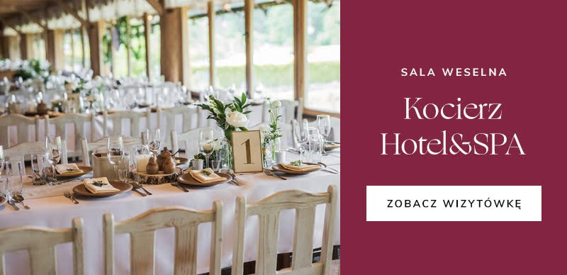 Forest Wedding | Kocierz Hotel&SPA