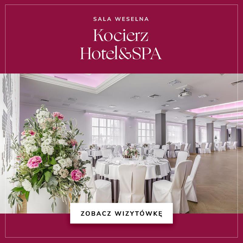 Sala weselna Koierz Hotel&SPA