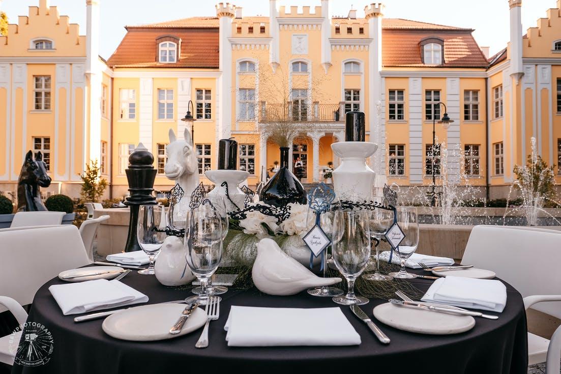 Wesele Hotel Quadrille Relais & Châteaux