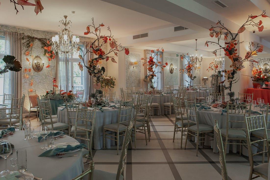 Sala weselna Leśny Dwór Sulęczyno