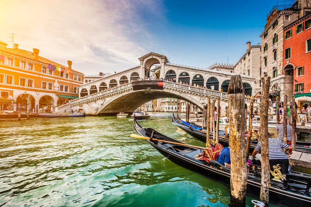 Najpiękniejsze miejsca na podróż poślubną w Europie - Wenecja - zdjęcie 1